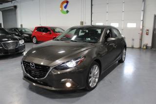 Used 2014 Mazda MAZDA3 GT-SKY for sale in North York, ON