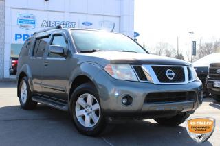 Used 2008 Nissan Pathfinder SE AS TRADED for sale in Hamilton, ON