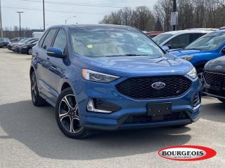 Used 2019 Ford Edge ST HEATED SEATS, REVERSE CAMERA for sale in Midland, ON