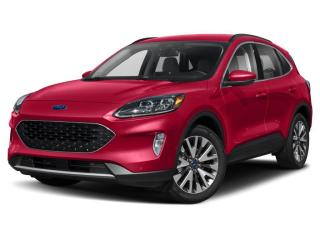 New 2021 Ford Escape Titanium Hybrid for sale in Newmarket, ON