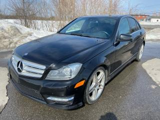Used 2013 Mercedes-Benz C-Class C 350 for sale in Gloucester, ON