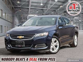 Used 2015 Chevrolet Impala LT 2LT for sale in Mississauga, ON