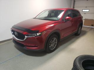 Used 2018 Mazda CX-5 GS w/ Comfort|Htd Seats|Htd Wheel|Sunroof for sale in Brandon, MB