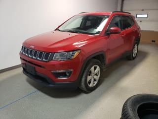 Used 2017 Jeep Compass New Tires|Navi|Htd Wheel|Htd Seats|Rmt Start|4WD for sale in Brandon, MB