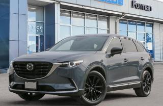 Used 2021 Mazda CX-9 Kuro Edition|Manager Demo|Save Thousands for sale in Brandon, MB