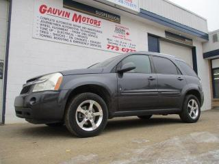 Used 2007 Chevrolet Equinox LT LOADED SUNROOF HEATED SEATS for sale in Swift Current, SK