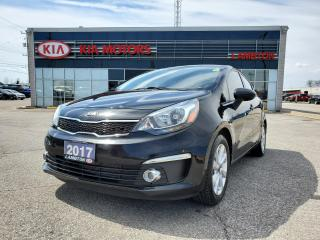 Used 2017 Kia Rio EX GDI Value-Packed Value-Priced for sale in Sarnia, ON