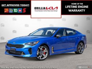 New 2021 Kia Stinger GT for sale in Orillia, ON