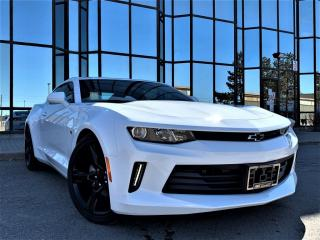 Used 2017 Chevrolet Camaro 2dr Cpe LOW LOW KM's for sale in Brampton, ON