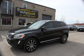 Used 2015 Volvo XC60 AWD/T6/PREMIUM PLUS/LOADED/TECH PKG/ LEATHER INTERIOR for sale in Newmarket, ON