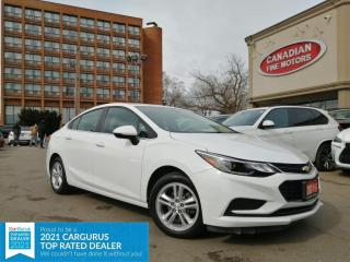 Used 2016 Chevrolet Cruze CAR PLAY | BLUE TOOTH | BACK UP CAM | 4 NEW SNOW TIRES* | for sale in Scarborough, ON