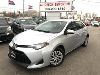Used 2017 Toyota Corolla LE Camera/Heated Seats/Bluetooth&ABS* for sale in Mississauga, ON