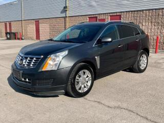Used 2014 Cadillac SRX Luxury Collection | AWD | NAVI | LANE ASSIST | PANO ROOF | for sale in Barrie, ON