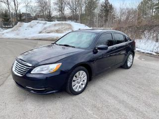Used 2012 Chrysler 200 LX for sale in Barrie, ON