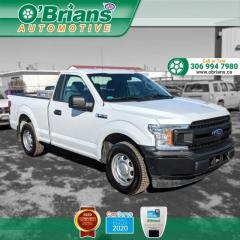 Used 2018 Ford F-150 XL w/Backup Camera, Cruise Control, Air Conditioning for sale in Saskatoon, SK