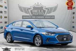 Used 2018 Hyundai Elantra GL, NO ACCIDENT, REAR CAM, B.SPOT, HEATED STEERING for sale in Toronto, ON