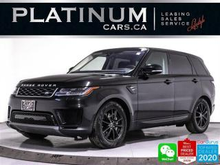 Used 2019 Land Rover Range Rover Sport SE MHEV, HYBRID, HEATED/VENTED, NAV, CAM for sale in Toronto, ON