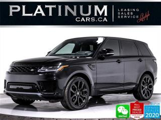 Used 2020 Land Rover Range Rover Sport HSE Td6, DIESEL, NAV, PANO, CAM, HEATED, BLACK OUT for sale in Toronto, ON