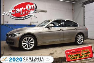 Used 2017 BMW 330i XDrive | PREMIUM PKG| TECH PKG | DRIVER ASST PKG for sale in Ottawa, ON