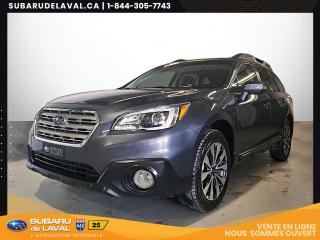 Used 2015 Subaru Outback 2.5i Limited *Système de Navigation* for sale in Laval, QC