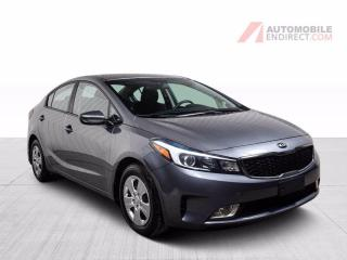 Used 2017 Kia Forte LX+  A/C BLUETOOTH for sale in St-Hubert, QC