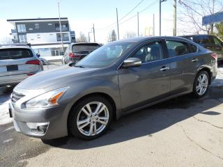 Used 2015 Nissan Altima 3.5 SL NAVIGATION for sale in St-Eustache, QC