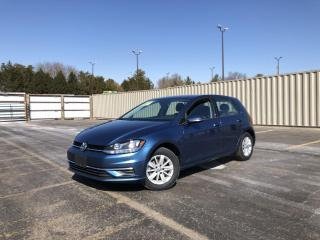 Used 2019 Volkswagen Golf COMFORTLINE for sale in Cayuga, ON