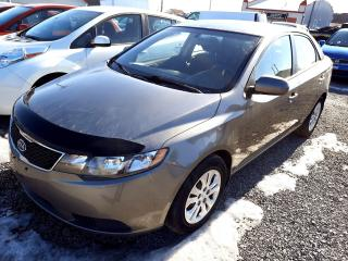 Used 2012 Kia Forte 4dr Sdn Auto LX for sale in Beauport, QC