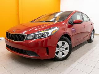 Used 2017 Kia Forte BLUETOOTH USB *PROGRAMME 100% APPROUVÉ* for sale in St-Jérôme, QC