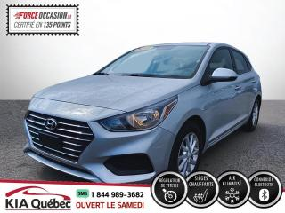 Used 2019 Hyundai Accent **PREFERED * SIEGES CHAUFFANT * CAMERA * for sale in Québec, QC