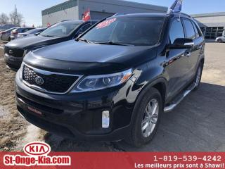 Used 2015 Kia Sorento Traction intégrale,V6 7 PASSAGERS for sale in Shawinigan, QC