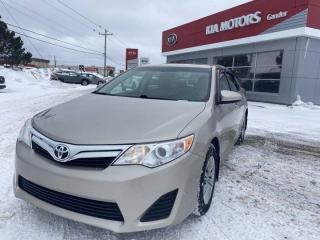 Used 2014 Toyota Camry LE for sale in Gander, NL