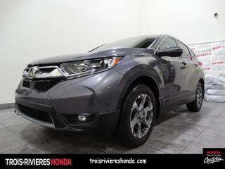 Used 2018 Honda CR-V EX-L + AWD + GARANTIE 5/100 + TRES BAS K for sale in Trois-Rivières, QC