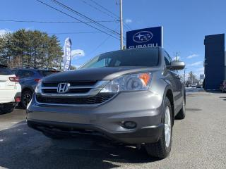 Used 2011 Honda CR-V 4 Roues Motrices 5 portes EX-L for sale in Victoriaville, QC