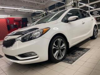 Used 2016 Kia Forte *EX*CAMERA*SIEGES CHAUFF*A/C* for sale in Québec, QC