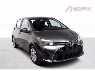 Used 2017 Toyota Yaris Le A/c Bluetooth for sale in Île-Perrot, QC