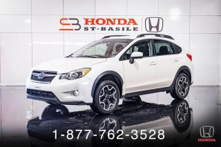 Used 2015 Subaru XV Crosstrek TOURING + AWD + AUTO + A/C + MAGS + WOW! for sale in St-Basile-le-Grand, QC