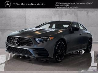 New 2021 Mercedes-Benz CLS-Class CLS 450 for sale in Dieppe, NB