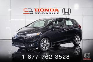 Used 2017 Honda Fit EX + TOIT + AUTO + A/C + CAMERA + WOW! for sale in St-Basile-le-Grand, QC