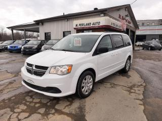Used 2016 Dodge Grand Caravan Familiale 4 portes SXT for sale in Sherbrooke, QC