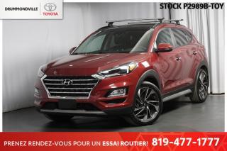 Used 2019 Hyundai Tucson **ULTIMATE** TOIT PANO + SIÈGES VENTILÉS + NAV. for sale in Drummondville, QC