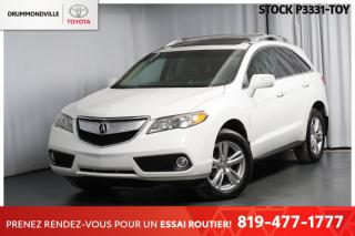 Used 2015 Acura RDX TECHNOLOGIE     NAVIGATION + HAYON ASSISTÉ    for sale in Drummondville, QC