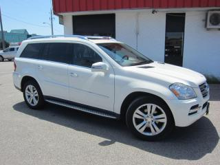 Used 2012 Mercedes-Benz GL450 4MATIC $18,995+HST+LIC FEE / CLEAN CARFAX / CERTIFIED / 7 PASSENGER for sale in North York, ON