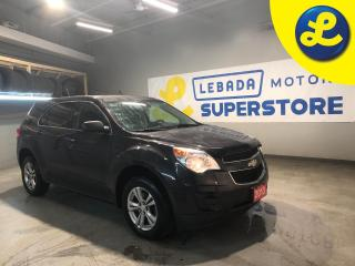 Used 2013 Chevrolet Equinox Phone connect * Eco mode * Hands free steering wheel controls * Cruise control * Traction control * Keyless entry * Power drivers seat * Automatic hea for sale in Cambridge, ON