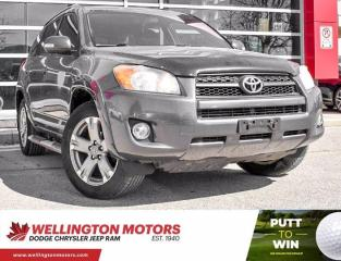 Used 2010 Toyota RAV4 Sport / Leather / Sunroof / Heated Seats !! for sale in Guelph, ON