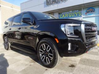 New 2021 GMC Yukon XL AT4 for sale in Prince Albert, SK