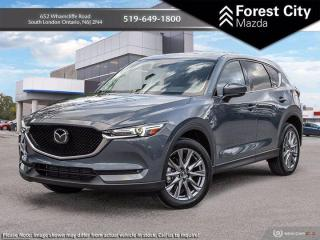 New 2021 Mazda CX-5 GT w/Turbo for sale in London, ON
