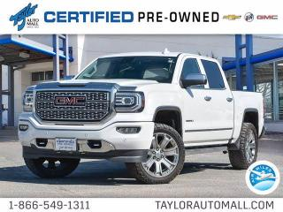 Used 2018 GMC Sierra 1500 Denali for sale in Kingston, ON