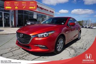 Used 2018 Mazda MAZDA3 Sport GS for sale in Bridgewater, NS