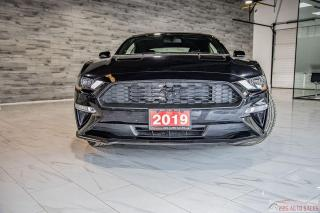 Used 2019 Ford Mustang EcoBoost Premium|ACCIDENT FREE|CONV.|NAV|LEATHER for sale in Brampton, ON